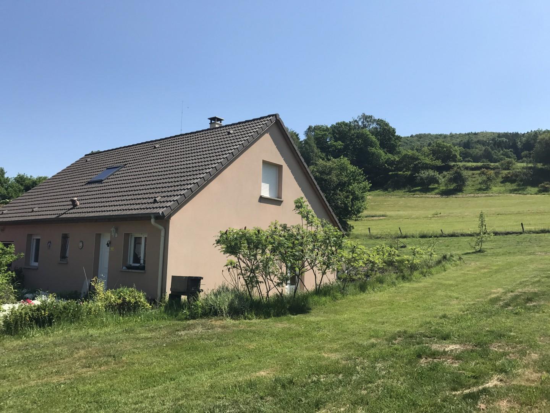 Recent gebouwde woning 20 kilometer buiten Gérardmer
