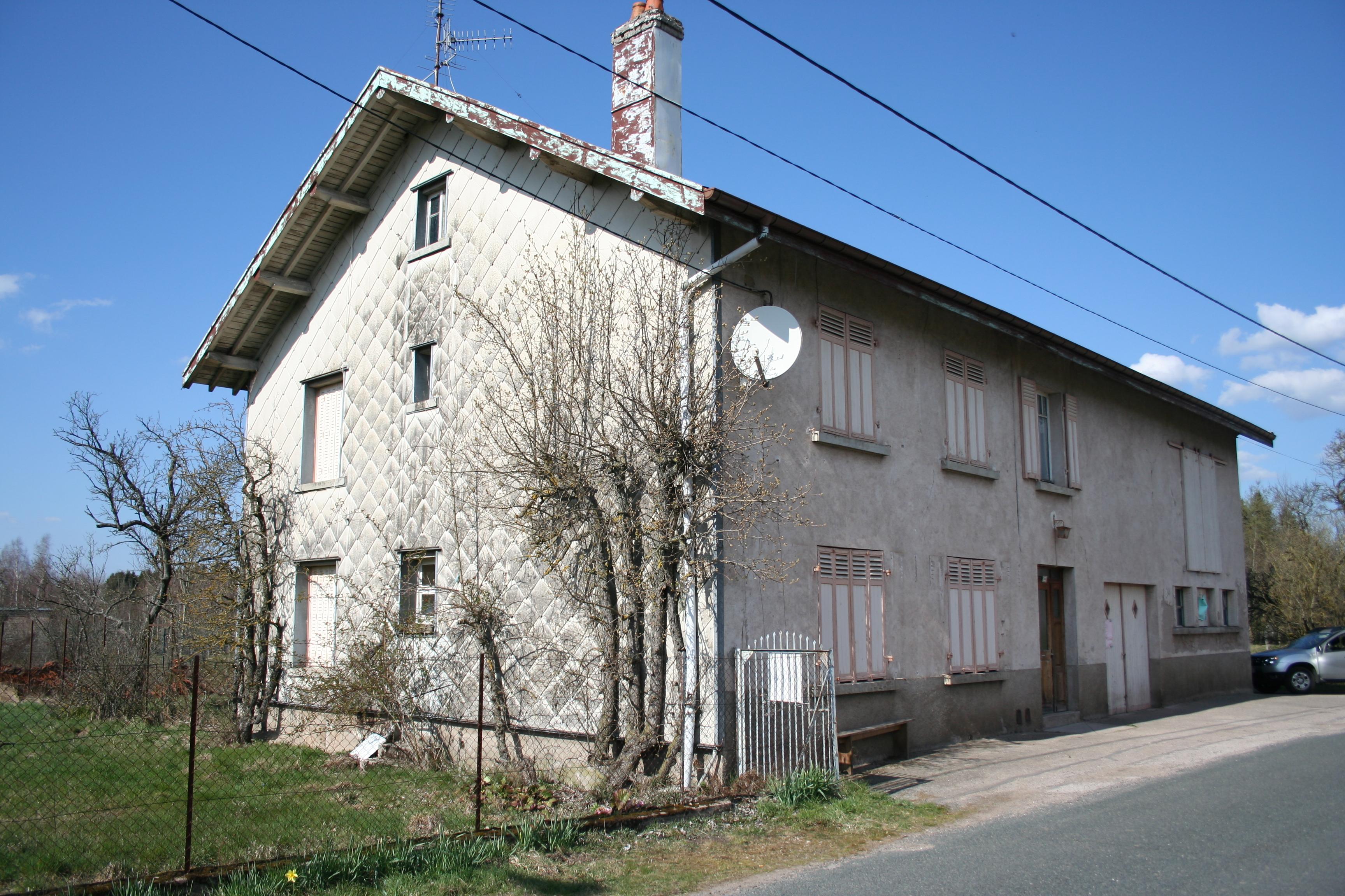 Huis om te renoveren 15 kilometer vanaf Gérardmer