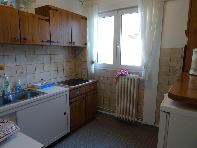 Appartement in goede staat  in het centrum van Gérardmer