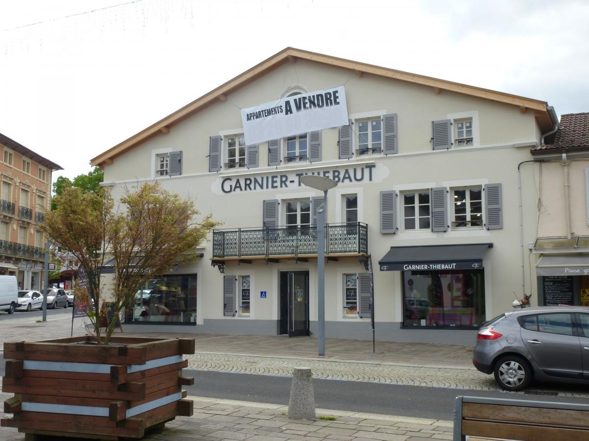 Nieuw appartement in centrum Gérardmer