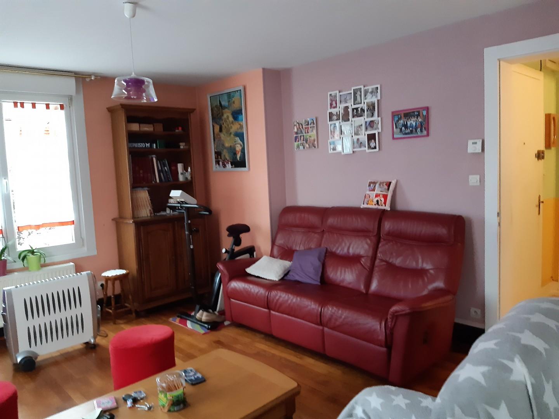 Appartement op de eerste etage in centrum Gérardmer