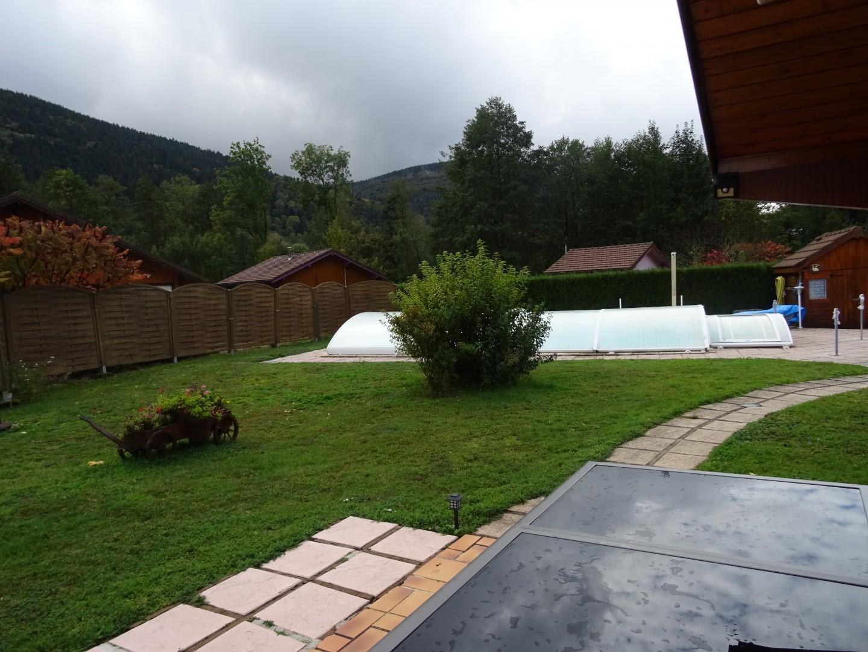 Chalet met zwembad vlakbij Gérardmer
